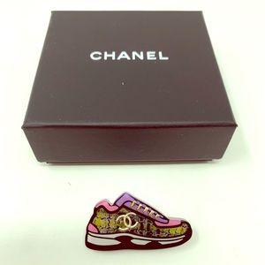 Chanel Sneaker Brooch!